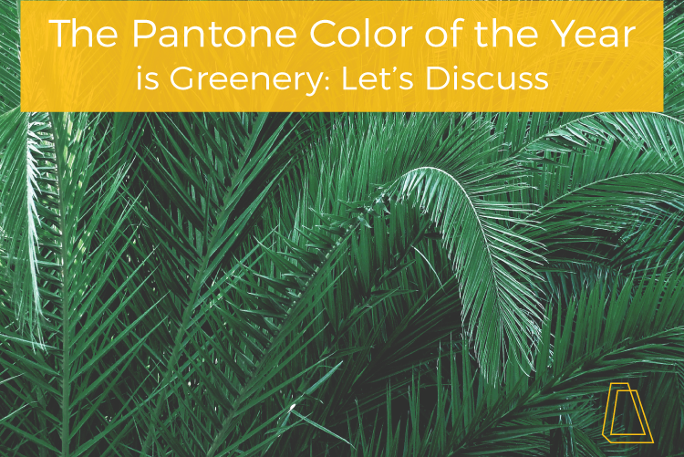 The Pantone Color of the Year