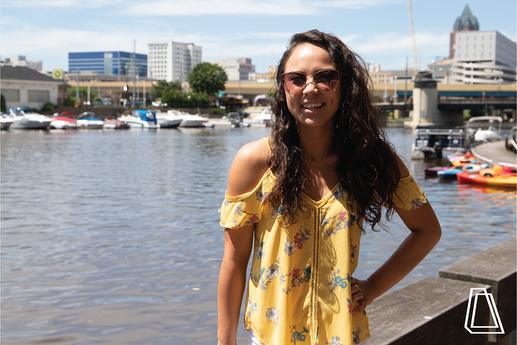 SHE MAY LOOK SWEET, BUT THIS PASSIONATE PROJECT MANAGER PACKS A PUNCH, MEET NATASHA.