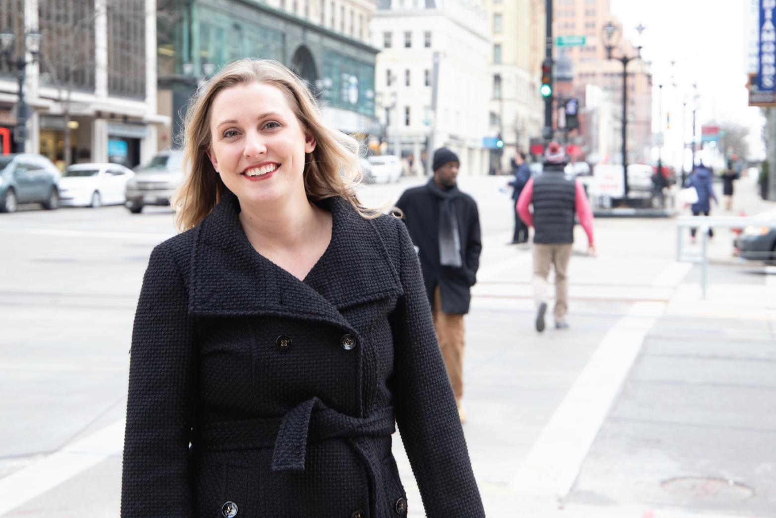 Super Mom Turned Office Mom: Meet Emily