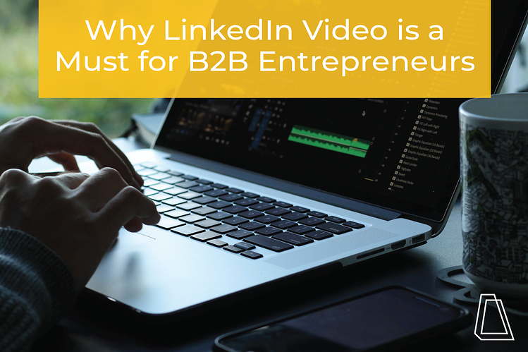 Why LinkedIn Video is a Must for B2B Entrepreneurs