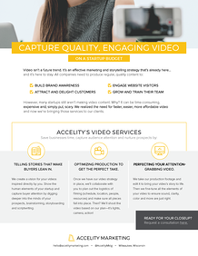 Accelity Video Services