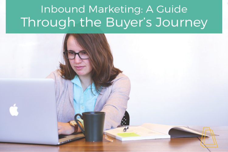 Inbound Marketing: A Guide Through the Buyer's Journey