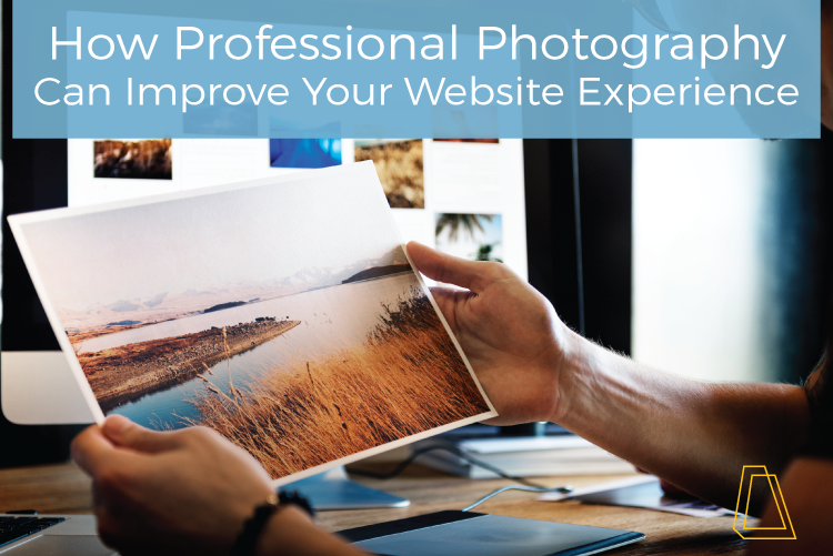 How Professional Photography Can Improve Your Website Experience