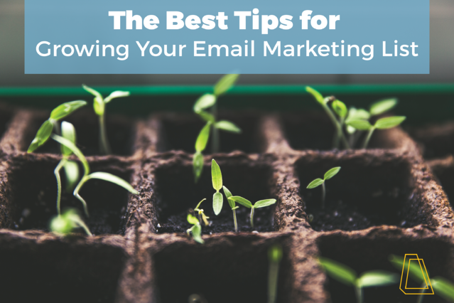 The Best Tips for Growing Your Email Marketing List