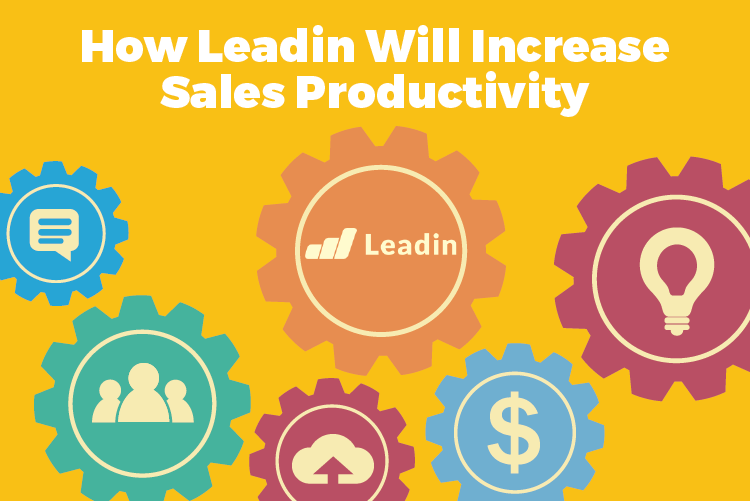 How Leadin Will Increase Sales Productivity