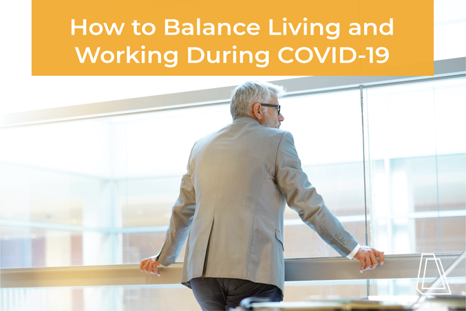 Working during COVID-19