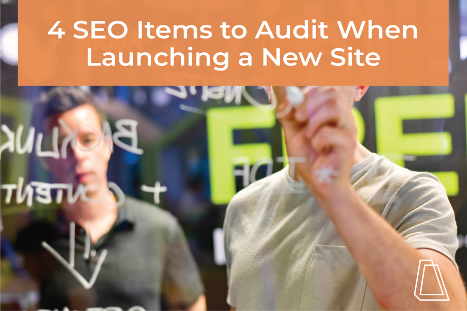 4 SEO Items to Audit