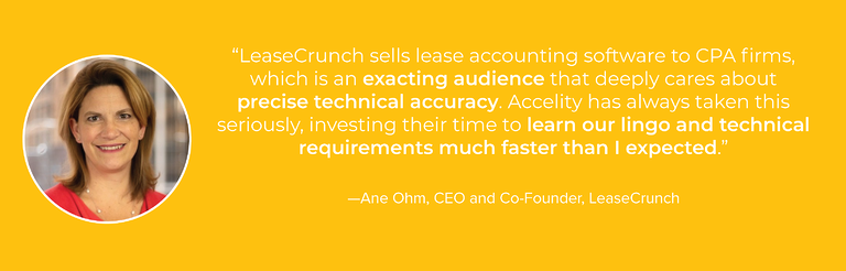 How Accelity Learns Your B2B SaaS Business in 30 Days