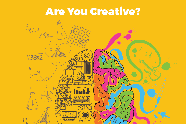 are you creative