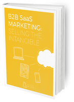 Ebook Cover: B2B SaaS Intangible