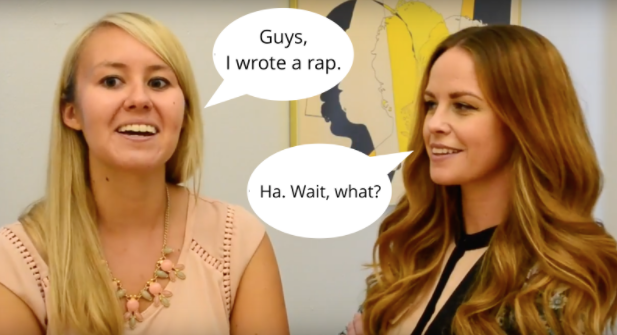 Our HubSpot rap video