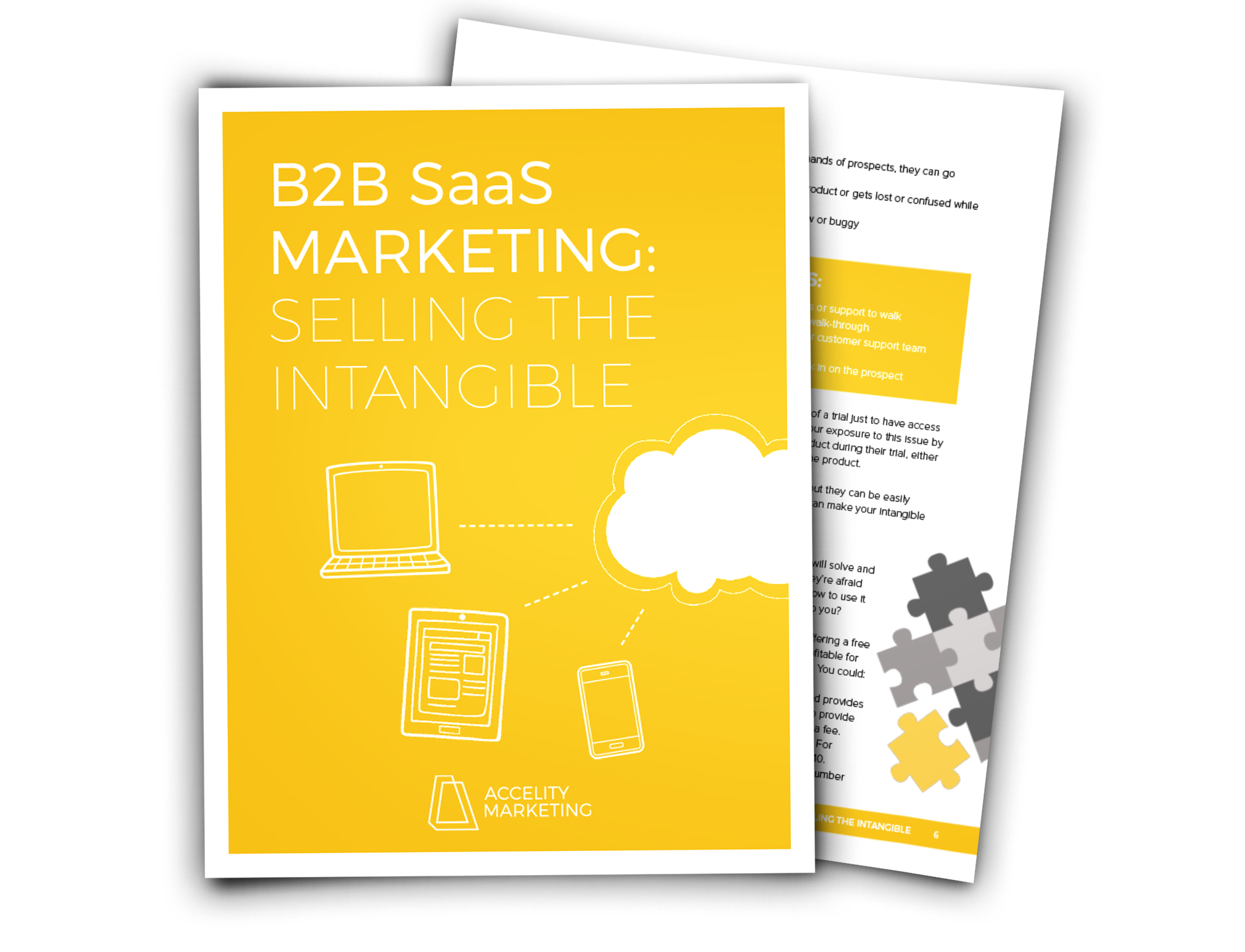 B2B SaaS Marketing: Selling the Intangible
