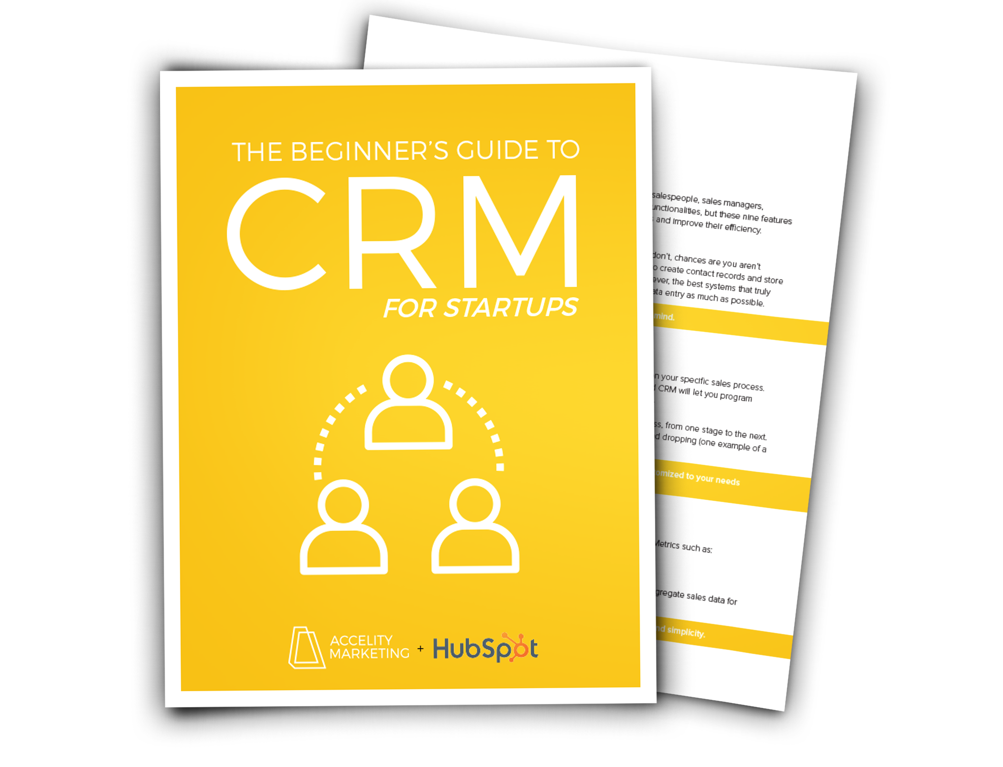 The Beginner's Guide to CRM For Startups