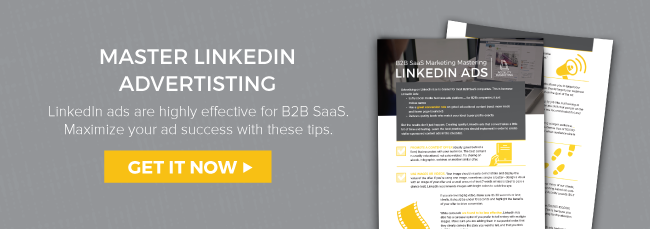 Master LinkedIn Advertising. Get It Now!