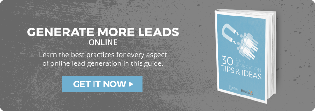 Generate more leads with this ebook!